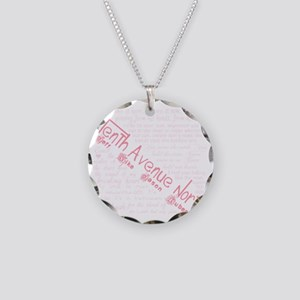Tenthavenorth Necklace Circle Charm