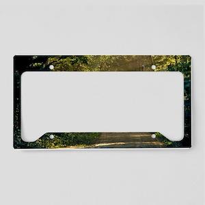 Sunday Driver License Plate Holder