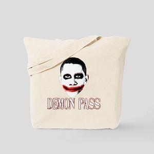demon_shirt_dk Tote Bag