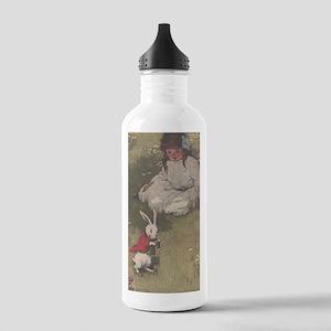 Alice Rabbit RACKHAM L Stainless Water Bottle 1.0L