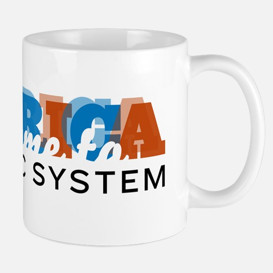 go_metric_system Mug