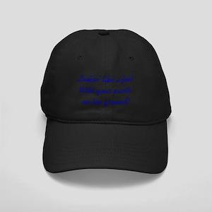 Pants on the Ground - stacking mugs Black Cap