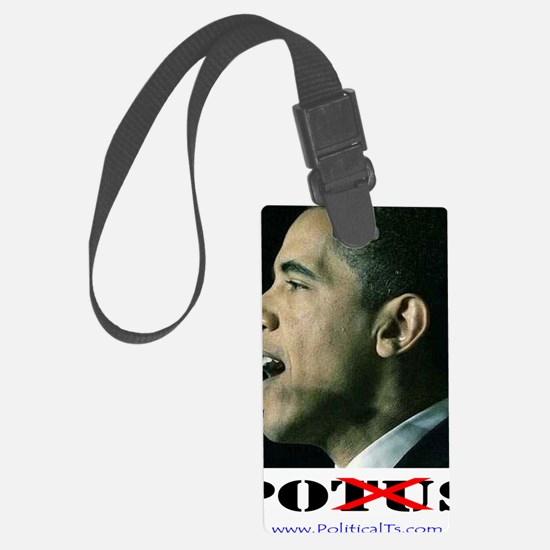 POTUS Luggage Tag