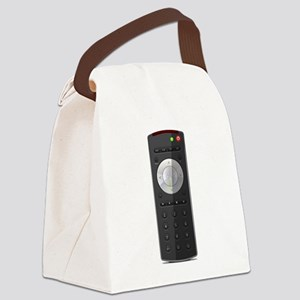 Universal TV Remote Control Canvas Lunch Bag