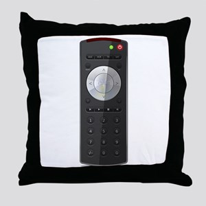 Universal TV Remote Control Throw Pillow