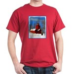 Big Red Lighthouse, Holland, MI Dark T-Shirt
