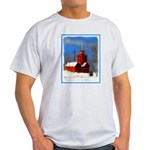 Big Red Lighthouse, Holland, MI Light T-Shirt