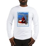 Big Red Lighthouse, Holland, M Long Sleeve T-Shirt