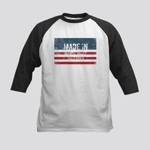 Made in Olympic Valley, California Baseball Jersey