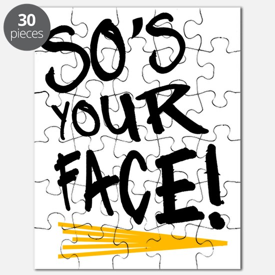 Sos your face Puzzle