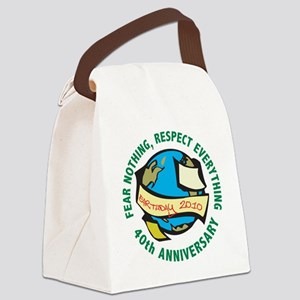 Earth Day 2010 Canvas Lunch Bag