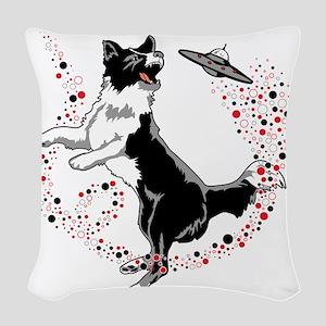 martins_mistake Woven Throw Pillow