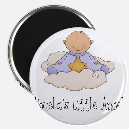 Abuelas Little Angel Boys Magnet