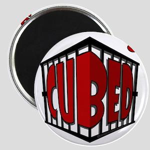 Cubed Cubed Tshirt Magnet