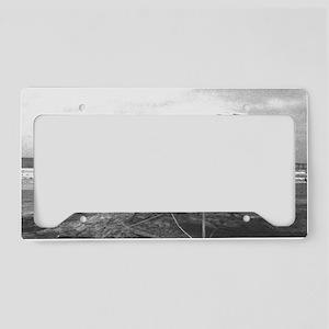 La Jolla 1 License Plate Holder