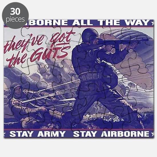 airborne_poster Puzzle