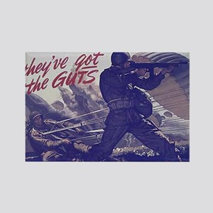 airborne_poster Rectangle Magnet