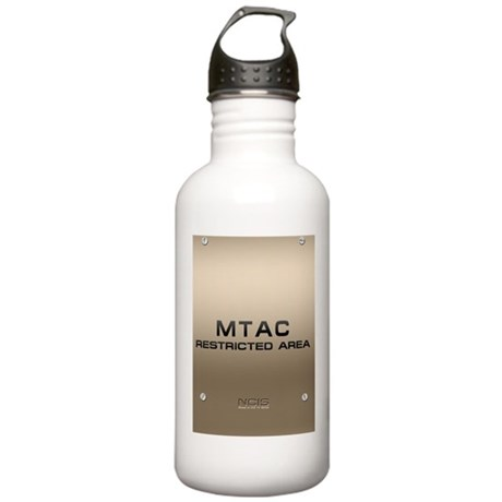 NCIS24k Stainless Water Bottle 1.0L