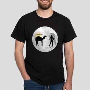 Hump Day, Ladies Night Dark T-Shirt