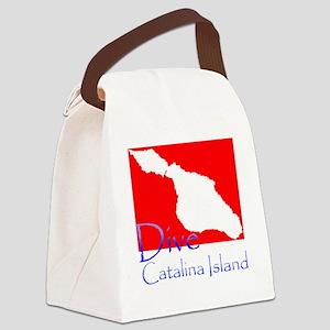 Dive CI 1 Canvas Lunch Bag