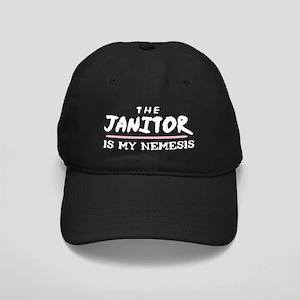 nemesis janitor light Black Cap