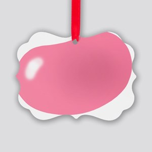 big_jelly_bean01 Picture Ornament