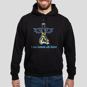 Angel T-Shirt Hoodie (dark)