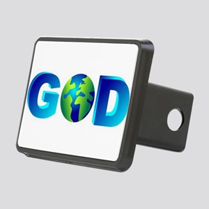 GOD Rectangular Hitch Cover