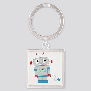 cuterobot Square Keychain