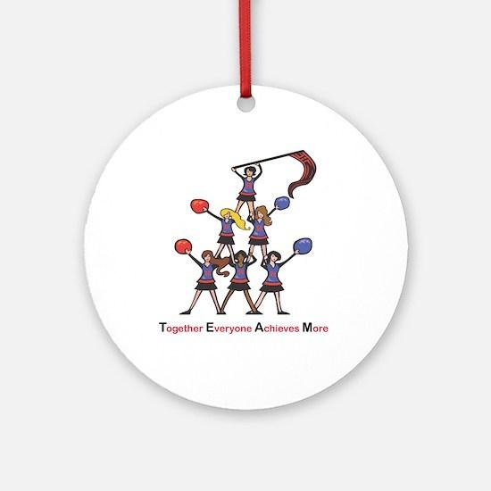 Team Spirit Ornament (Round)