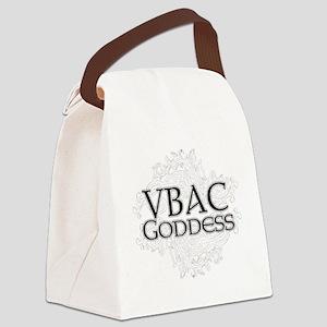 vbac_design Canvas Lunch Bag
