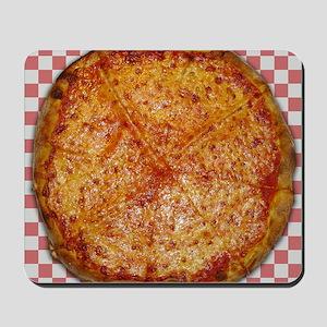 Large Pizza Mousepad
