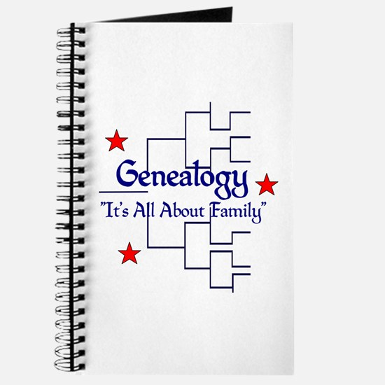 Family Tree Chart Journal