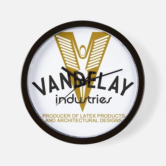 VandelayId Wall Clock
