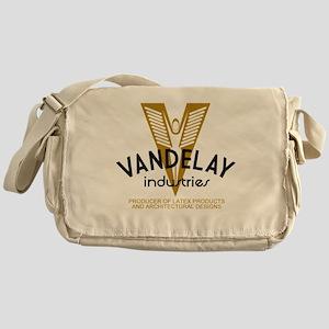VandelayId Messenger Bag