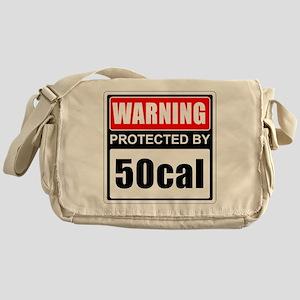 Warning 50cal Messenger Bag