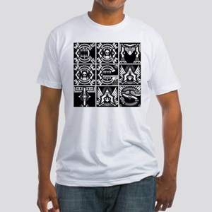 CG Logo Indigenous W Fitted T-Shirt