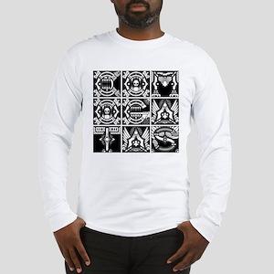 CG Logo Indigenous W Long Sleeve T-Shirt