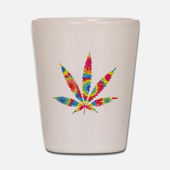 HippieWe Shot Glass