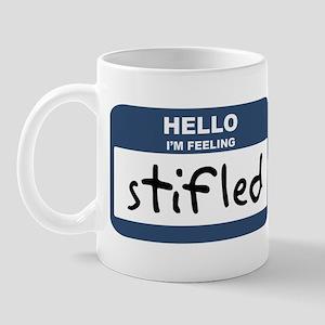 Feeling stifled Mug