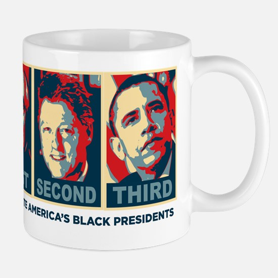 ART Americas Black Presidents Mug