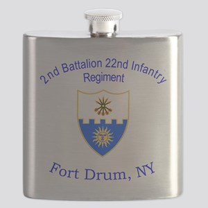 2nd Bn 22nd  inf Flask