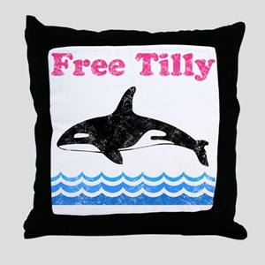 Free Tilly Throw Pillow