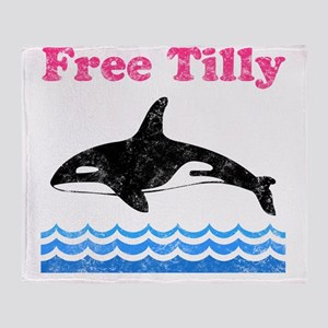 Free Tilly Throw Blanket