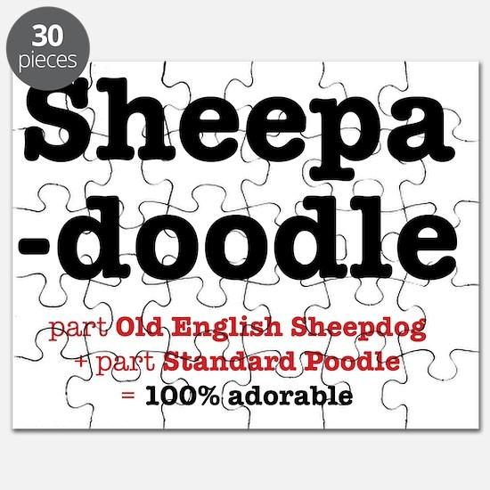 sheepadoodle Puzzle