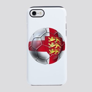 English 3 Lions Football iPhone 7 Tough Case