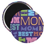 Best Mom Mothers Day Gift Magnets