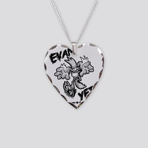 Evan Yeti Necklace Heart Charm