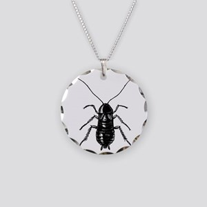 cockroach_19748 Necklace Circle Charm