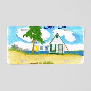 Notecard-#2000 Near Nauset Aluminum License Plate